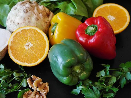 skin friendly fruits